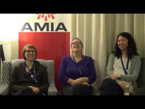 Amy Sloper, Mona Jimenez, & Yvonne Ng Interviews In Celebration of AMIA's 25th Anniversary