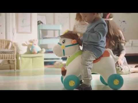 Chicco Rodeo Con Dondolo.Chicco Baby Rodeo 15 Youtube