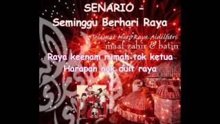 Download Video SENARIO - Seminggu Berhari Raya (Lirik) MP3 3GP MP4