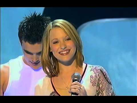 A Song For Europe 2003 (ASFE UK Final for Eurovision) FULL