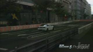 Gran Turismo 5 Prologue PlayStation 3 Gameplay - 2007 BMW