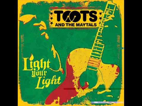 Toots and The Maytals - Alidina