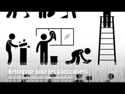 Entreprise de nettoyage paris, société nettoyage Paris.