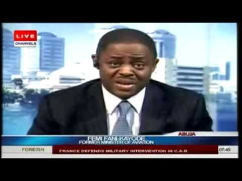 Obasanjo's Letter Marks End Of Jonathan And PDP -- Fani-Kayode Pt.1 Travel Video