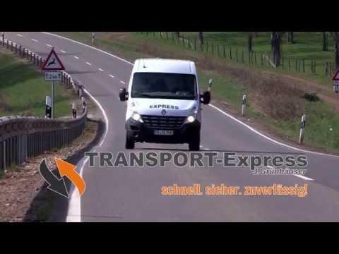 Transport Express Jeremy Grünhäuser (Unternehmensfilm)