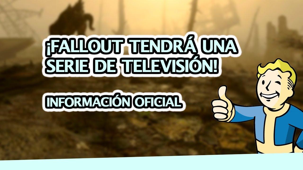 ¡OFICIAL! ¡Fallout Tendrá una Serie de Televisión!