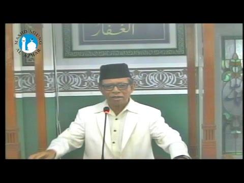 Khutbah Jum'at, 16 Juni 2017 - Dr. H. M. Anwar Ratna Prawira, MA