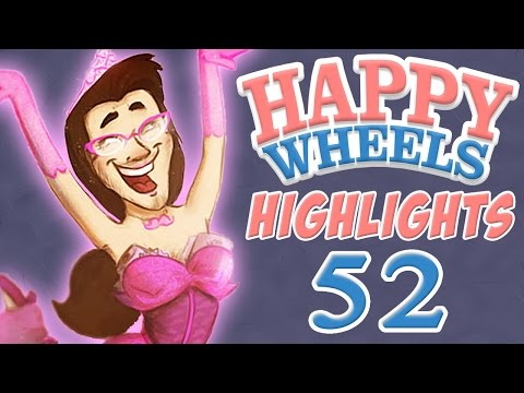 Happy Wheels Highlights #52 - Markiplier  - 8jJ-TBYI_dk -