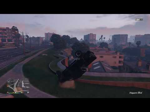 GTA 5 - How to wake up your friend|Grand Teft Auto V
