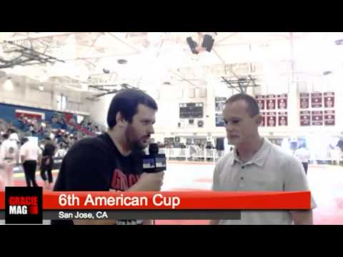 6th American Cup: Interview with Claudio França