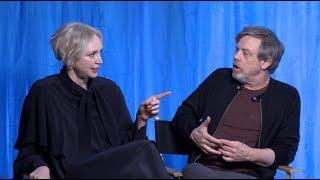 'Star Wars: The Last Jedi' | Unscripted Overtime | The Origin of Porgs