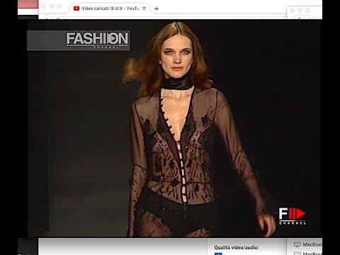 JOHN RICHMOND Full Show Autumn Winter 2008 2009 Milan - Fashion Channel