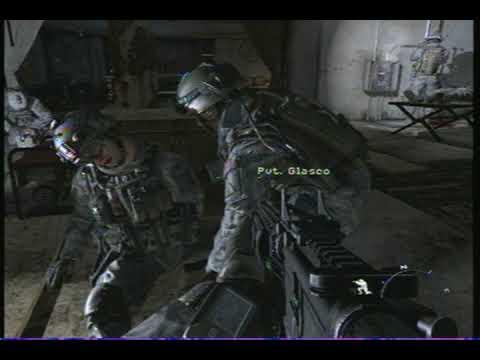 Modern Warfare 2 Army Rangers Scene..avi
