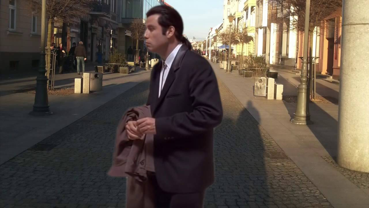 Vincent Vega #naTumskiej w Płocku #1