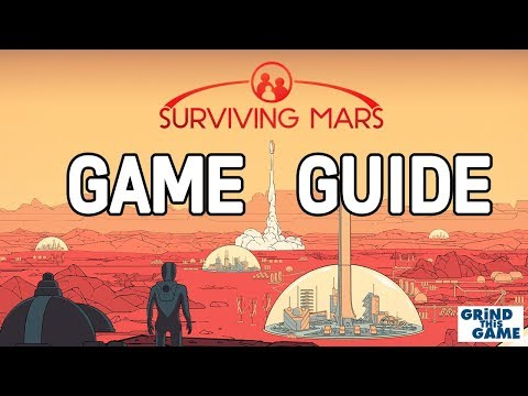 TIPS & INFINITE MONEY - Surviving Mars - Mid to Endgame - 7 Wonders