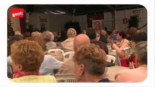 Gentse Feesten 2015 dag 9: Aperitief- en theeconcerten, Salim Seghers en John Terra, Sint-Bavo