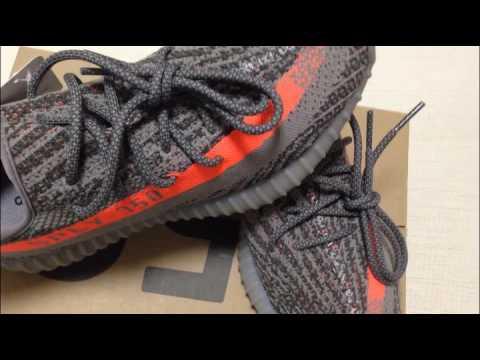 6cceef5f878e1 Stunning APP -Adidas Original Yeezy Boost 350 V2 Beluga - YouTube