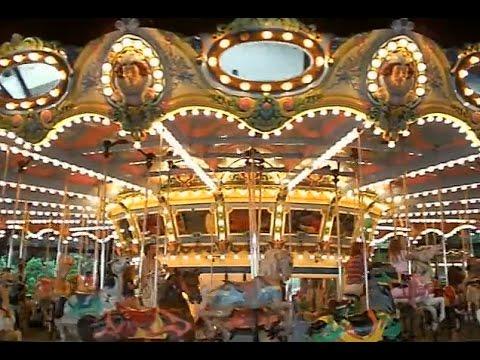 Kennywood Carousel - YouTube