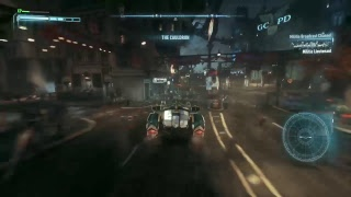 Batman Arkham Knight 240% Playthrough #20