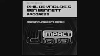 Phil Reynolds & Ben Bennett -