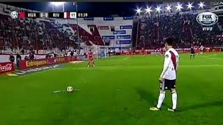 Huracan vs River Plate 0-0 resumen partido