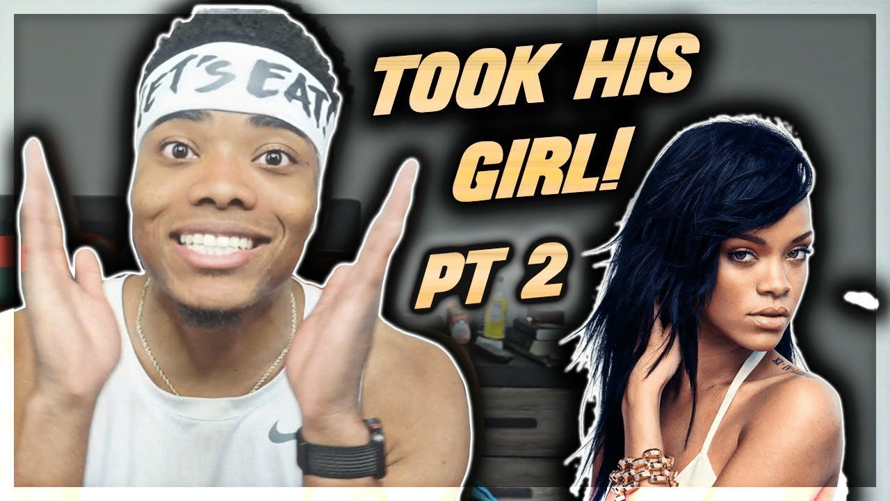 GOT CAUGHT BY HER BOYFRIEND WITH HIS GIRL 😳 STORY TIME | PT.2