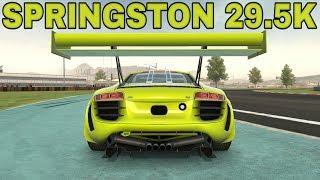 Springstone 29,5k Telecam Run   Speedline GT   CarX Drift Racing