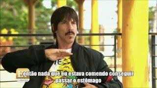 Red Hot Chili Peppers 'Anthony Kiedis Health Update Interview (Legendado PT-BR)