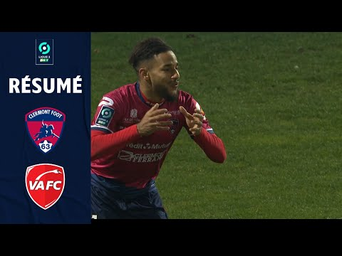 Clermont Valenciennes Goals And Highlights
