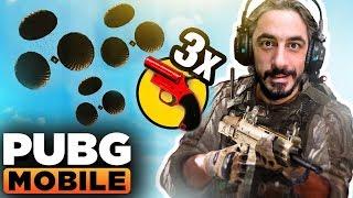 KÖPRÜ TUTTUM 3 İŞARET FİŞEĞİ KAPTIM !! - PUBG Mobile