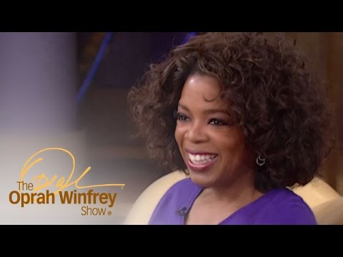 Oprah: The Principle That Rules My Life Is the Principle of Intention | The Oprah Winfrey Show | OWN