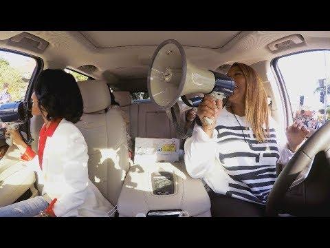 Apple Music — Carpool Karaoke — Queen Latifah & Jada Pinkett Smith