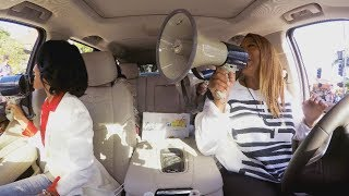 Apple Music — Carpool Karaoke — Queen Latifah & Jada Pinkett Smith