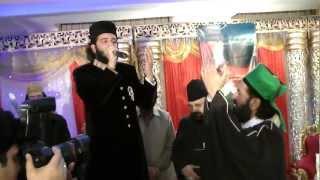 Sunni Conference Oldham,Sahibzaada Pir Muhammad Hassaan Haseeb ur Rehman Sahib Eidgah Sharif18/2/12