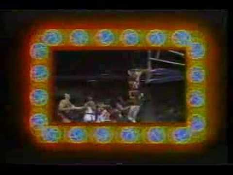 CBA basketball highlights 1980