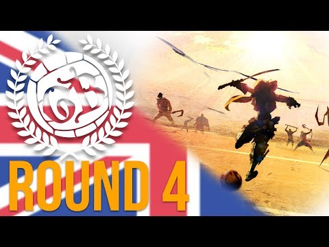 Guild Ball: British Championships 2018 Qualifier - Round 4 [SteamCon UK 2017]