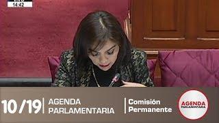 Sesión Comisión Permanente 10/19 (28/05/19)