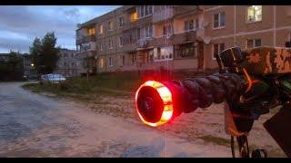 Габаритные огни на руль велосипеда своими руками