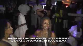 The INKwell NYC Grown Folk Fridays Afterwork 7-10-2015