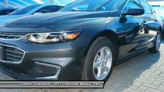 2017 Chevrolet Malibu Granbury TX, Weatherford TX, Cleburne TX 150424