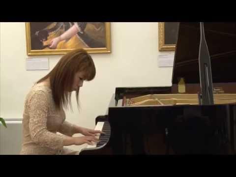 Misa Miyamoto - Chopin - Concerto n1 - Romance