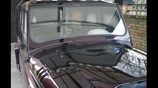 Доработка УАЗ 469 своими руками