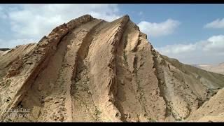 המכתש הקטן | Israel in 60 seconds | AirWorks 4K Aerial Photography