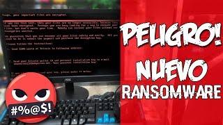 PELIGRO! Nuevo Ransomware Ataca a PC / System32 / en México y Otros Países