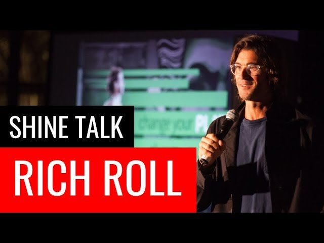 How Plants Transformed My Life | Rich Roll | Shine Talk