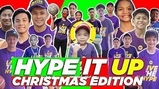 HYPE BALLERS TRICKS ! - Christmas Edition