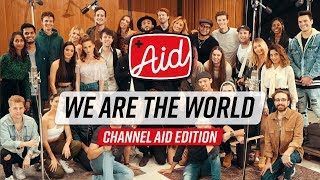 Download We Are The World (2018) - Channel Aid with Kurt Hugo Schneider & YouTube Artists Mp3 and Videos