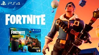 Fortnite-PS4 AVEC EXCLUSIF SKIN - V-BUCKS