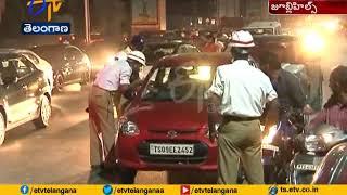Drunk and Drive Test | Hijra Hulchul in Banjara Hills | Hyderabad