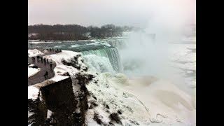 Niagara Falls, USA ☆Winter Wonderland